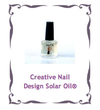 Creative Nail Design Solar Oil